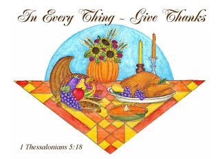 Thanksgiving Feast Text