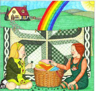 Irish Friendship crop