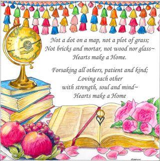 Hearts Make a Home