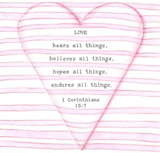 Love is All Things midtone20